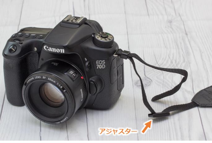 カメラストラップの付け方_03