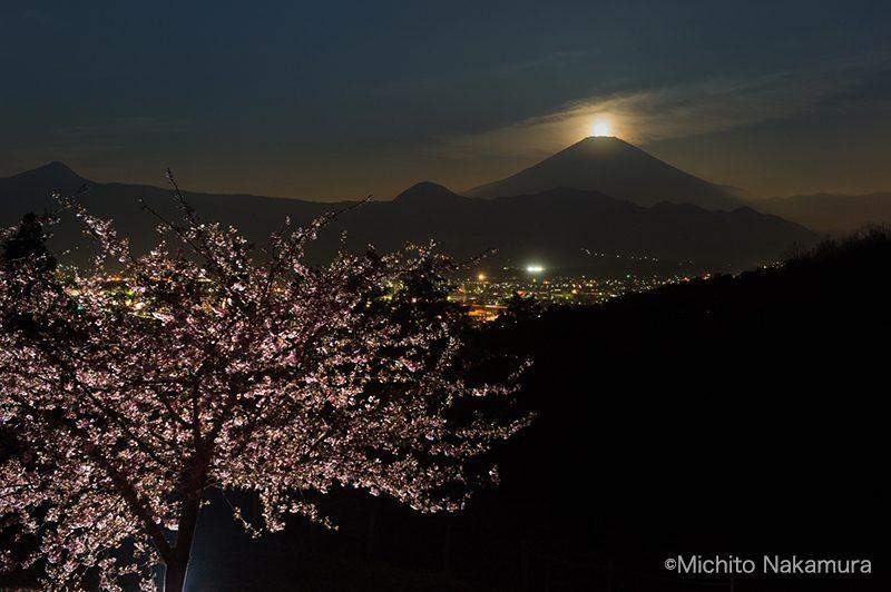 夜の風景のワイヤレス作例