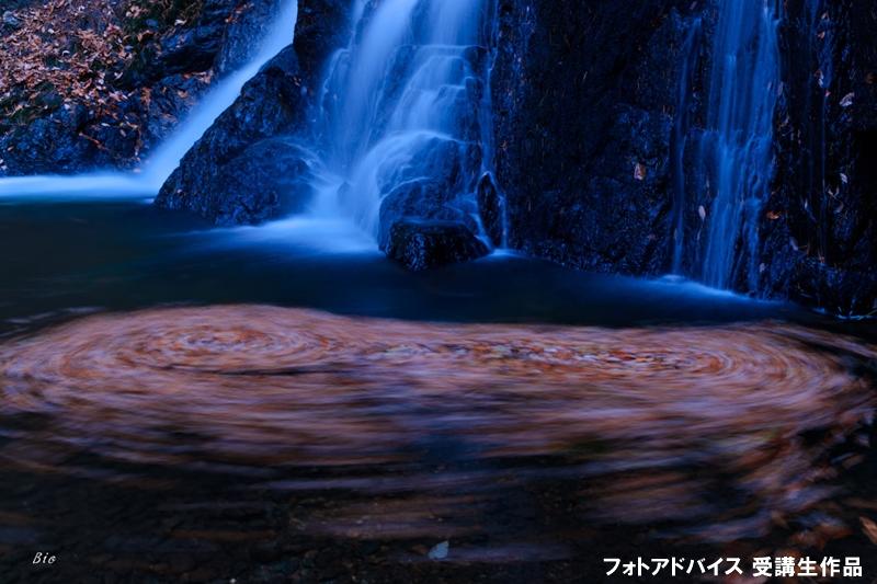 グルグル紅葉写真